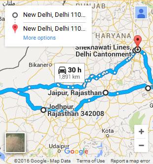 Circuit Rajasthan en 10 jours, Hotels de charmes et visites ...