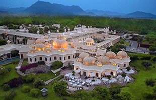 Sejours Rajasthan - Hotel Oberoi Udai Vilas